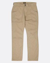Collins Work Wear Twill Pants  L1PT04BIF8