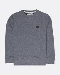 Boys All Day Crew Sweatshirt  L2FL01BIF8