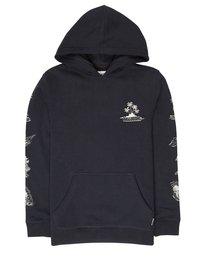 Boys Houla Island Sweatshirt  L2HO03BIF8