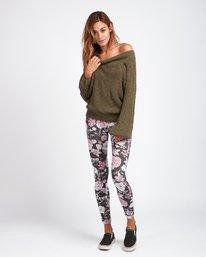 Mina Full Floral Legging  L3PV02BIF8