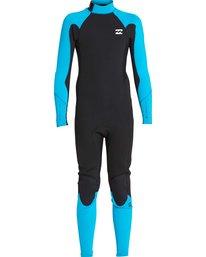 4/3 Boys Furnace Absolute Back Zip Gbs Wetsuit  L44B06BIF8