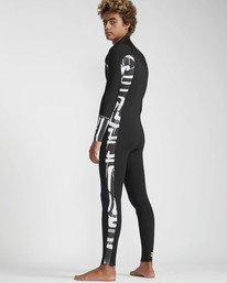 5/4 Furnace Revolution Chest Zip Wetsuit  L45M06BIF8