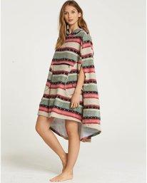 Hooded Poncho Towel  L4BR10BIF8