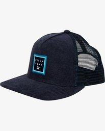 Stacked Trucker Hat  L5CT02BIF8