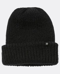 Mountain Tripe Snow Beanie  L6BN02BIF8