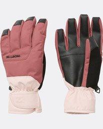 Kera Women Snow Gloves  L6GL03BIF8