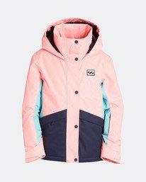 Teen Girls Kayla 10K Snow Jacket  L6JG01BIF8