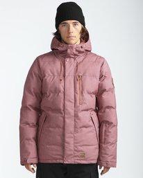 Glacier Puffer 10K Snow Jacket  L6JM07BIF8