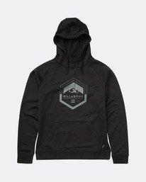 Boys Downhill Snow Hoodie  L6SL01BIF8