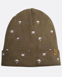 Palmtree Soft Knit Beanie  L9BN14BIF8