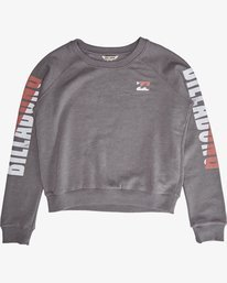 Two Tone Logo Sweatshirt  M3CR02BIW8