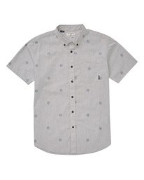 2b22e1a21 SUNDAYS MINI SS M503TBSM · Sundays Mini Short Sleeve Shirt