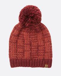 Chill Out Pom Pom Beanie  M9BN02BIW8