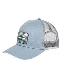 bd9688f18d589 WALLED TRUCKER MAHWTBWA · Walled Trucker Hat