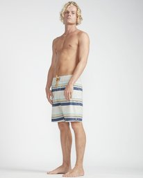 "Sundays Stripe Pro 19"" Boardshorts  N1BS08BIP9"