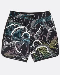 "73 Lineup Pro 19"" Boardshorts  N1BS09BIP9"