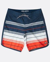 "73 Stripe Originals 18"" Boardshorts  N1BS27BIP9"