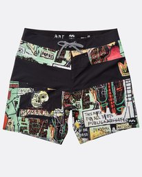 "Notary Pro 17"" Boardshorts  N1BS41BIP9"
