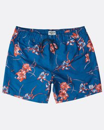 "All Day Floral Laybacks 16"" Boardshorts  N1LB02BIP9"