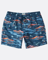 "Sunday Pigment Laybacks 16"" Boardshorts  N1LB17BIP9"