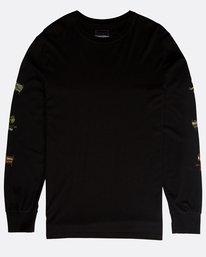 Viper Long Sleeve T-Shirt  N1LS07BIP9