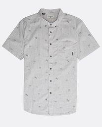 Sundays Mini Shirt  N1SH01BIP9