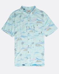 Vacay Print Shirt  N1SH03BIP9