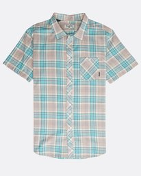 All Day Check Shirt  N1SH04BIP9