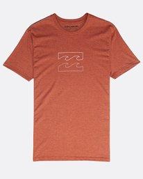 Wave T-Shirt  N1SS04BIP9