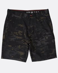 Surftrek Multicam Cargo Submersibles Shorts  N1WK07BIP9