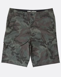 Scheme Submersibles Shorts  N1WK10BIP9