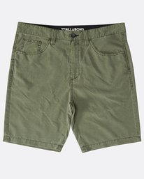 Outsider Submersibles Shorts  N1WK11BIP9