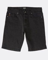 Outsider Denim Shorts  N1WK23BIP9