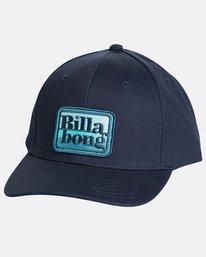 Boys' Walled Snapback Hat  N2CM01BIP9