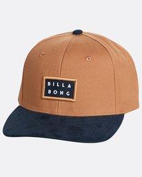 Boys' Alpha Snapback Hat  N2CM03BIP9