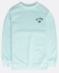 Boys' Archin Sweatshirt  N2CR02BIP9
