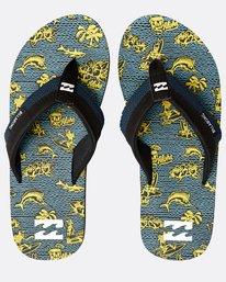 Boys' Slappy Sandals  N2FF07BIP9
