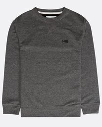 Boys' All Day Sweatshirt  N2FL01BIP9
