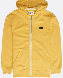 Boys' All Day Zip Hoodie  N2FL03BIP9