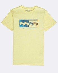 Boys' Inversed T-Shirt  N2SS04BIP9