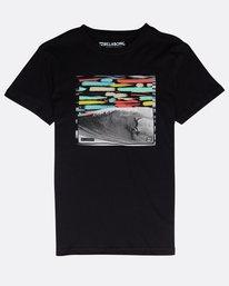 Boys' High Line T-Shirt  N2SS06BIP9
