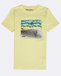 Boys' High Line T-Shirt  N2SS06BIP9
