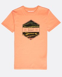 Boys' Access T-Shirt  N2SS11BIP9