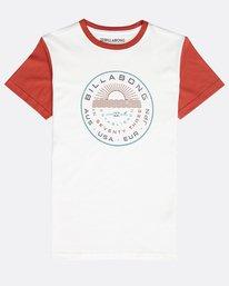 Boys' Rock Point T-Shirt  N2SS14BIP9