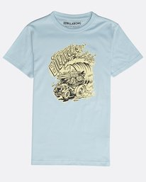 Boys' Surf Attack T-Shirt  N2SS18BIP9