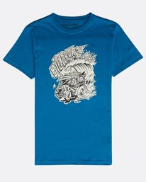 Boys' Surf Attack T-Shirt  N2SS18BIP9
