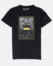 Boys' Tucked T-Shirt  N2SS23BIP9