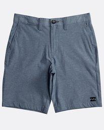 Boys' Crossfire X Submersibles Shorts  N2WK01BIP9