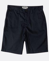 Boys' Carter Shorts  N2WK04BIP9
