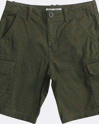 Boys' All Day Cargo Shorts  N2WK06BIP9